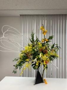 ひふの日の花